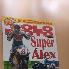 Coches y Motocicletas: REVISTA SOLO MOTO ACTUAL Nº 1091 MAYO 1997 GILERA EAGLET 50 AUT. ALEX CRIVILLE. Lote 205514543