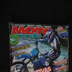 Coches y Motocicletas: REVISTA MOTO VERDE NUMERO 341 Y EN CLASICAS VERDES BULTACO SPEEDWAY. Lote 205528695