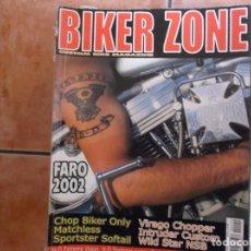 Coches y Motocicletas: BIKER ZONE Nº 110, CUSTOM BIKE & STREETFIGHTER MAGAZINE. Lote 205663262