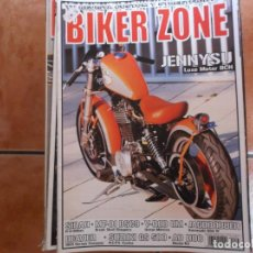 Coches y Motocicletas: BIKER ZONE Nº 233, CUSTOM BIKE & STREETFIGHTER MAGAZINE. Lote 205665828