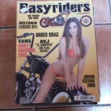 Coches y Motocicletas: EASY RIDERS Nº 57, EDICION ESPAÑOLA ,. Lote 205669661
