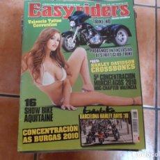 Coches y Motocicletas: EASY RIDERS Nº 65, EDICION ESPAÑOLA ,. Lote 205670906