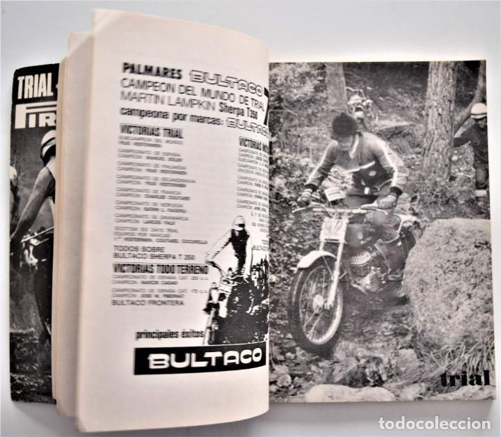 Coches y Motocicletas: LOTE 6 CALENDARIO REAL FEDERACIÓN MOTOCICLISTA ESPAÑOLA AÑOS 1976, 1977, 1978, 1979, 1986 Y 1987 - Foto 7 - 205712243