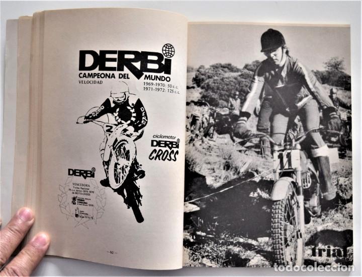 Coches y Motocicletas: LOTE 6 CALENDARIO REAL FEDERACIÓN MOTOCICLISTA ESPAÑOLA AÑOS 1976, 1977, 1978, 1979, 1986 Y 1987 - Foto 15 - 205712243