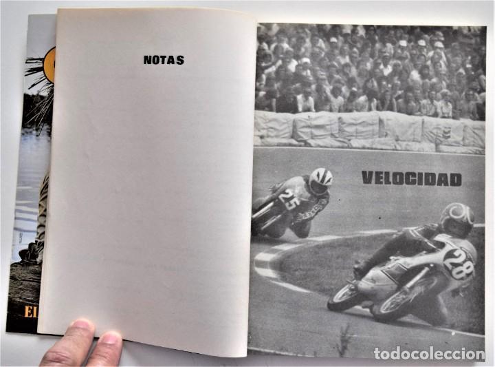 Coches y Motocicletas: LOTE 6 CALENDARIO REAL FEDERACIÓN MOTOCICLISTA ESPAÑOLA AÑOS 1976, 1977, 1978, 1979, 1986 Y 1987 - Foto 38 - 205712243