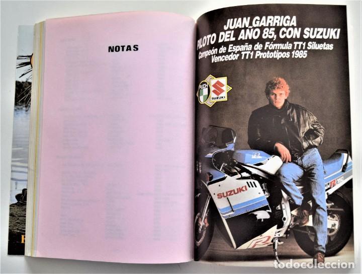 Coches y Motocicletas: LOTE 6 CALENDARIO REAL FEDERACIÓN MOTOCICLISTA ESPAÑOLA AÑOS 1976, 1977, 1978, 1979, 1986 Y 1987 - Foto 43 - 205712243