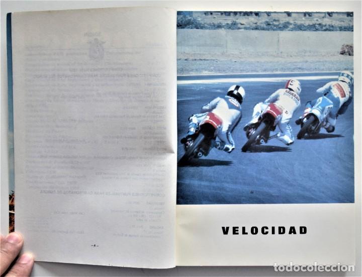 Coches y Motocicletas: LOTE 6 CALENDARIO REAL FEDERACIÓN MOTOCICLISTA ESPAÑOLA AÑOS 1976, 1977, 1978, 1979, 1986 Y 1987 - Foto 48 - 205712243