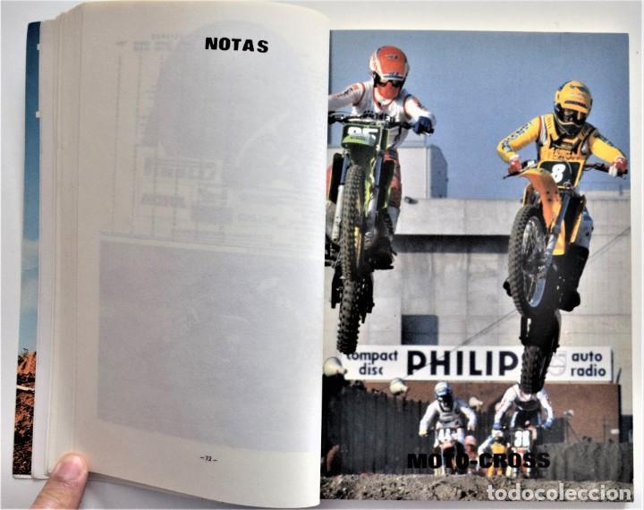 Coches y Motocicletas: LOTE 6 CALENDARIO REAL FEDERACIÓN MOTOCICLISTA ESPAÑOLA AÑOS 1976, 1977, 1978, 1979, 1986 Y 1987 - Foto 50 - 205712243