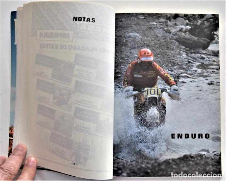 Coches y Motocicletas: LOTE 6 CALENDARIO REAL FEDERACIÓN MOTOCICLISTA ESPAÑOLA AÑOS 1976, 1977, 1978, 1979, 1986 Y 1987 - Foto 51 - 205712243