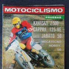Coches y Motocicletas: REVISTA MOTOCICLISMO. Nº 589. 17 DICIEMBRE 1978.. Lote 206389048