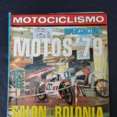 Coches y Motocicletas: REVISTA MOTOCICLISMO. Nº 590. 24 DICIEMBRE 1978.. Lote 206389428