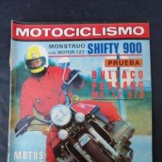 Coches y Motocicletas: REVISTA MOTOCICLISMO. Nº 591. 31 DICIEMBRE 1978.. Lote 206389632