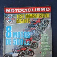 Coches y Motocicletas: REVISTA MOTOCICLISMO. Nº 600. FEBRERO 1979.. Lote 206394248