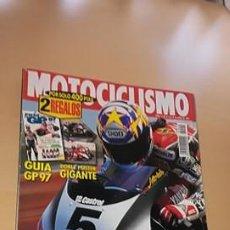 Coches y Motocicletas: REVISTA MOTOCICLISMO - Nº 1520 ABRIL DE 1997 - SOLO REVISTA. Lote 206545003