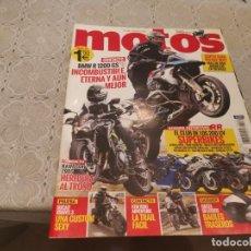 Coches y Motocicletas: MOTOS 2000 N° 30 MARZO 2017 BMW R 1200 GS, DUCATI XDIAVEL S, KAWASAKI Z900.... Lote 206585462