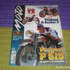 Coches y Motocicletas: MOTO LEGENDE Nº 55 - ( DOSSIER TRIDENT & ROCKET 3 ). Lote 206819007