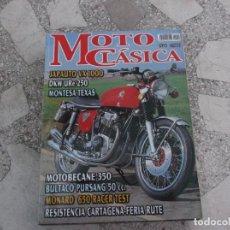 Coches y Motocicletas: MOTO CLASICA Nº 9, JAPAAUTO VX 1000, DKW URE 250, MONTESA TEXAS, BULTACO PURSANG 50 CC, MONARD 650 R. Lote 206968992
