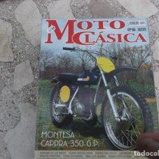 Coches y Motocicletas: MOTO CLASICA Nº 22, MONTESA CAPPRA 350 G.P,KAWASAKI KR 350 RACER,HAYTHORN 4 CILINDROS 1940,OSSA,INDI. Lote 206970753