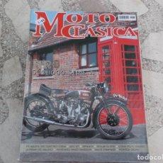 Coches y Motocicletas: MOTO CLASICA Nº 23, H.R.D 500-1000 SERIE A, MV AUGUSTA 500, ALEU 125, LA INDIAN DEL GALLEGO, HARLEY. Lote 206971000