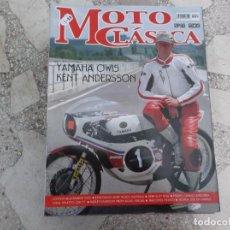 Coches y Motocicletas: MOTO CLASICA Nº 21, YAMAHA OW15, OSSA STILETTO 250 TT, HARLEY NIGTH ROAD SPECIAL, HALCONES MEXICO. Lote 206971170