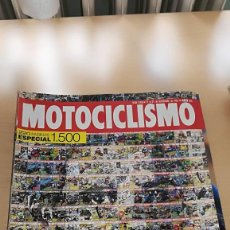 Coches y Motocicletas: REVISTA MOTOCICLISMO - Nº 1500 NOVIEMBRE DE 1996 - SOLO REVISTA. Lote 207368003