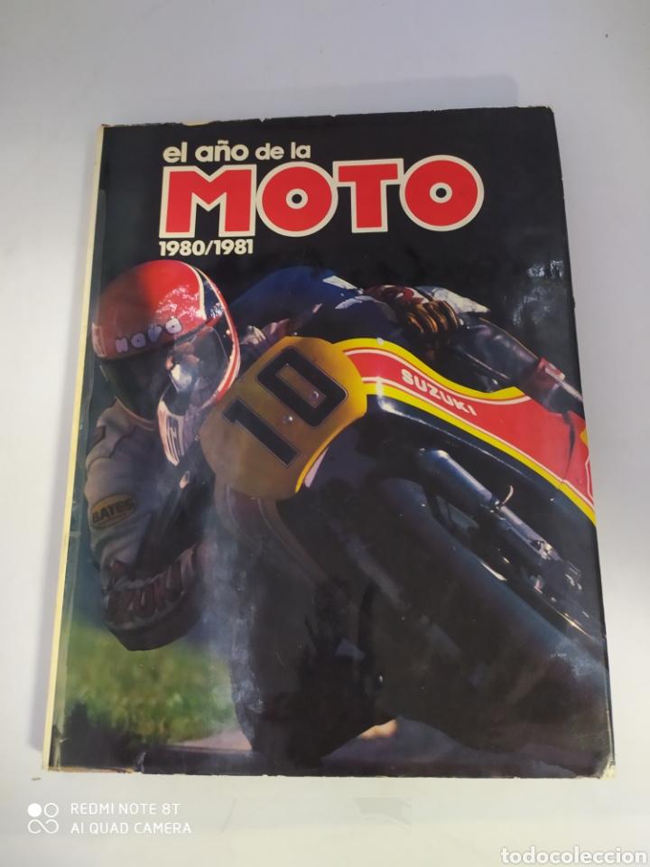 EL AÑO DE LA MOTO 1980/1981 NÚMERO 6 EDITA LUIKE (Coches y Motocicletas - Revistas de Motos y Motocicletas)