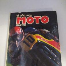 Coches y Motocicletas: EL AÑO DE LA MOTO 1980/1981 NÚMERO 6 EDITA LUIKE. Lote 210132406