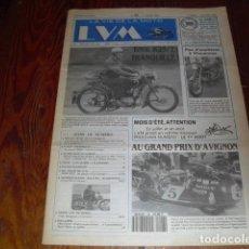 Coches y Motocicletas: LA VIE DE LA MOTO Nº 98 - 1992. Lote 210415431