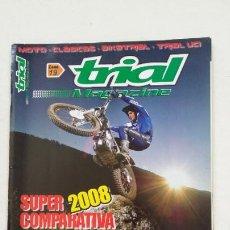 Carros e motociclos: TRIAL MAGAZINE Nº 19. DICIEMBRE ENERO 2007. TDKC70. Lote 211770140