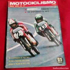 Coches y Motocicletas: MOTOCICLISMO PRIMERA QUINCENA DE JULIO 1973. Lote 212083933