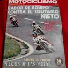 Coches y Motocicletas: MOTOCICLISMO SEGUNDA QUINCENA DE AGOSTO 1974. Lote 212084381