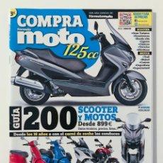 Coches y Motocicletas: REVISTA COMPRA FORMULA MOTO 125CC Nº8. Lote 212135508