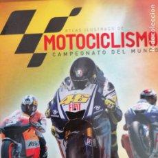 Coches y Motocicletas: ATLAS ILUSTRADO DE MOTOCICLISMO, GRANDES MARCAS DE LA HISTORIA, CAMPEONATO DEL MUNDO, SUSAETA MOTOS. Lote 213135518