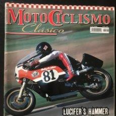 Coches y Motocicletas: MOTOCICLISMO CLASICO Nº 93 - BSA DBD 34 CLASSIC MOTO JARAMA PORTUSRIKUO 1939 HARLEY MARTILLO LUCIFER. Lote 213730715