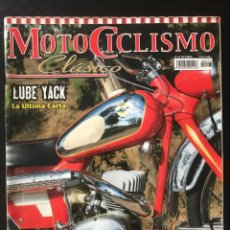 Coches y Motocicletas: MOTOCICLISMO CLASICO Nº 97 - LUBE YACK BMW SCOOTER BAÑEZA MUSEO GUADALEST SEELEY CONDOR. Lote 213731032