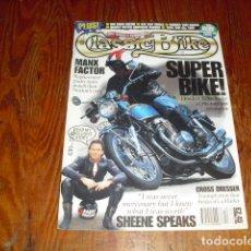 Coches y Motocicletas: CLASSIC BIKE - DECEMBER 1996 Nº 203. Lote 213731355