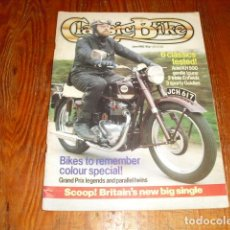 Coches y Motocicletas: CLASSIC BIKE - JUNE 1982 Nº 29. Lote 213732075