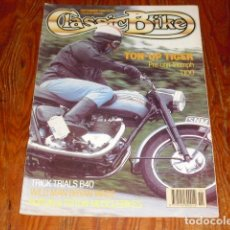 Coches y Motocicletas: CLASSIC BIKE - SETEMBER 1990 Nº 128. Lote 213732510