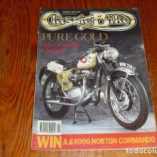 Coches y Motocicletas: CLASSIC BIKE - SETEMBER 1990 Nº 128. Lote 213732980