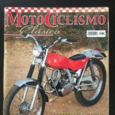 Coches y Motocicletas: MOTOCICLISMO CLASICO Nº 72 - MONTESA COTA 49 MV AGUSTA 175 ULA SUPER6 ANCILLOTI SCARAB LAMBRETTA. Lote 214844120