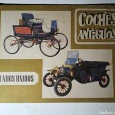 Coches y Motocicletas: COCHES ANTIGUOS ESTADOS UNIDOS PUBLICACIONES PLAN. Lote 215493608