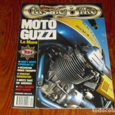 Coches y Motocicletas: CLASSIC BIKE DECEMBER 1994 Nº 179. Lote 217548057