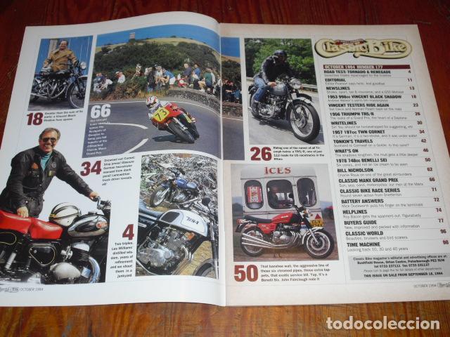 Coches y Motocicletas: CLASSIC BIKE OCTOBER 1994 Nº 177 - Foto 2 - 217556916