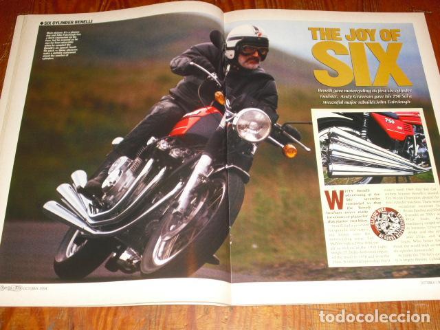 Coches y Motocicletas: CLASSIC BIKE OCTOBER 1994 Nº 177 - Foto 3 - 217556916