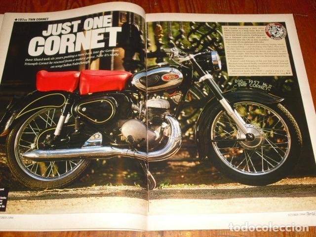 Coches y Motocicletas: CLASSIC BIKE OCTOBER 1994 Nº 177 - Foto 5 - 217556916
