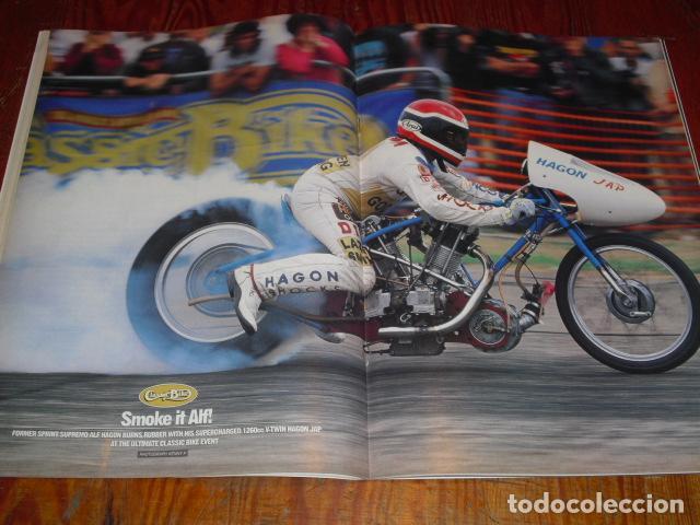 Coches y Motocicletas: CLASSIC BIKE OCTOBER 1994 Nº 177 - Foto 6 - 217556916