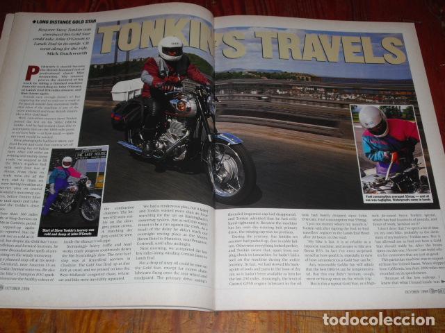 Coches y Motocicletas: CLASSIC BIKE OCTOBER 1994 Nº 177 - Foto 8 - 217556916