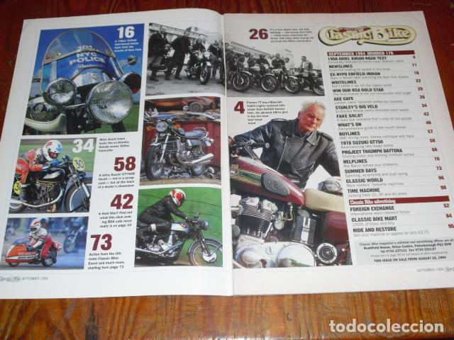 Coches y Motocicletas: CLASSIC BIKE SEPTEMBER 1994 Nº 176 - Foto 2 - 217559950