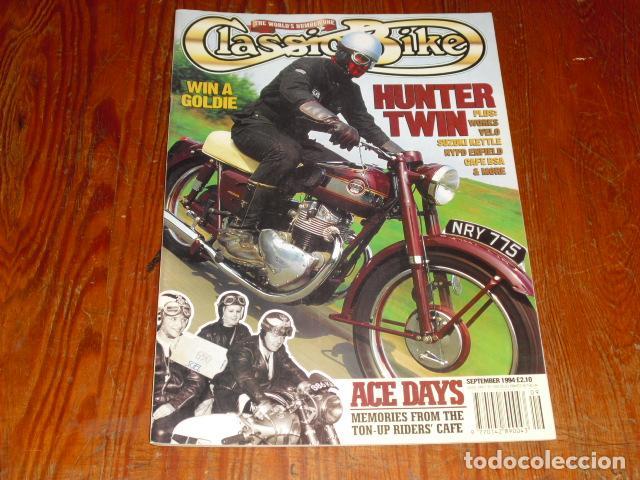 CLASSIC BIKE SEPTEMBER 1994 Nº 176 (Coches y Motocicletas - Revistas de Motos y Motocicletas)