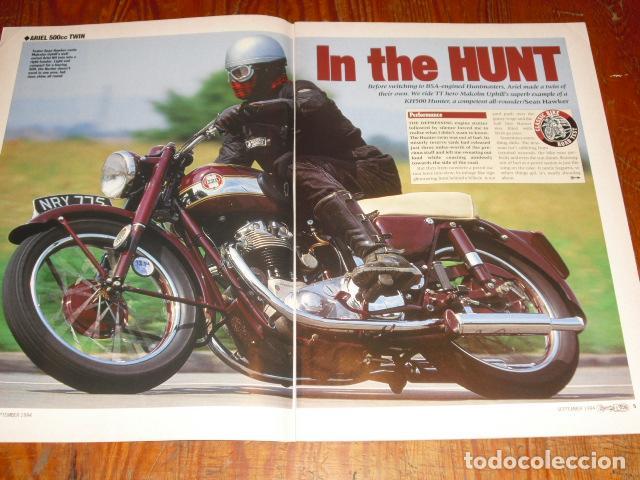 Coches y Motocicletas: CLASSIC BIKE SEPTEMBER 1994 Nº 176 - Foto 3 - 217559950